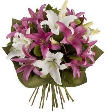 Bouquet of Lilies